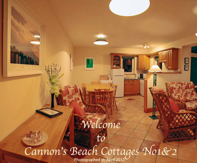 Beach Cottage Interior